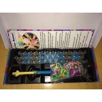 2 Kit Magical Loom Rainbow Con Ligas Envio Gratis Xd22 Vv4