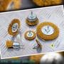 Cepillos De Alambre Para Brillo Kit 6 Pcs