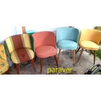 Petit Sillones / Citos Butaca Diseño Retro Vintage 60 Impec