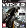 Watch Dogs - Digital Ps3