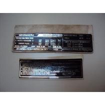 Adesivos Originais Para Honda Cb 750 86 A 88