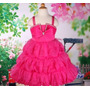 Vestido Infantil Festa/princesa/dama/florista Balonê