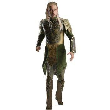 Disfraz De Legolas Hobbit Se 241 Or De Los Anillos P