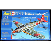 Caça Japonês Segunda Guerra Ki-61 Hien Tony Kit 1/72 Revell