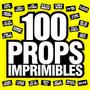 100 Props Imprimibles Ideal 15 Años Casamientos Cumpleaños!