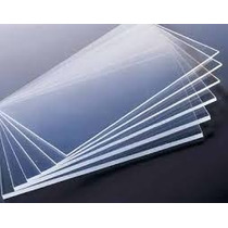 Acrílico Transparente Lámina 60 X 120 Cm