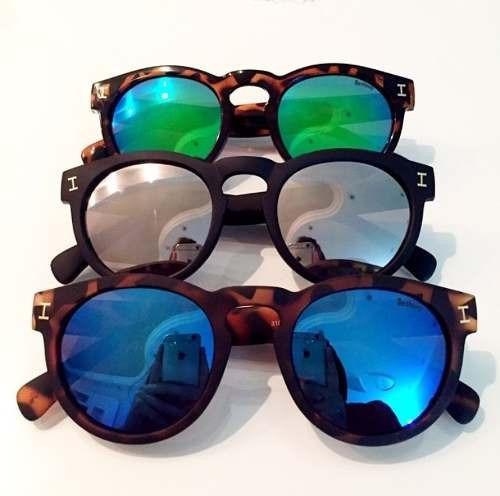 21d7f09833cd2 Óculos De Sol Feminino Illesteva Espelhado - Varias Cores - R  69,00 em  Mercado Livre