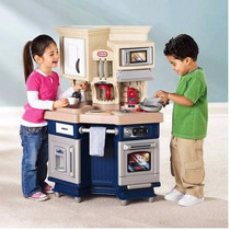 Cocina Cocinita Infantil Super Chef Little Tikes