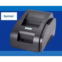 Mini Printer Térmica 58mm Xprinter Libre De Mantenimiento