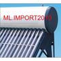 Aquecedor Solar A Vácuo Boiler 150 Litros Com 15 Tubos