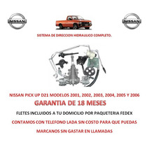 Kit Direccion Hidraulico Original Nissan Pick Up D21