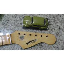Decal Para Headstock Das Guitarras Giannini Professional
