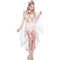 Disfraz De Lujo De Diosa Griega Romano Para Damas
