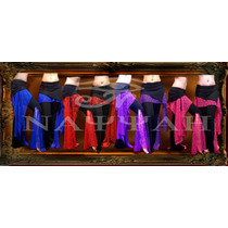 Pantalones Danza Arabe Dp Combinado