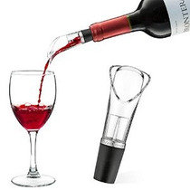 {oferta Especial} Vinorama Rojo Aireador De Vino - Gota Dete