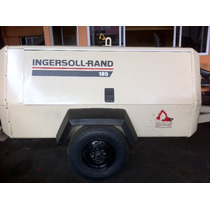 Compresor 185pcm Ingersollrand 98 Motor Jhondeere 4cil.