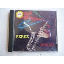 Perez Prado Mambo En Sax Cd 1997 Rarisimo Envío Gratis!
