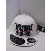 Gorra Fubu 100% Original Cerrada