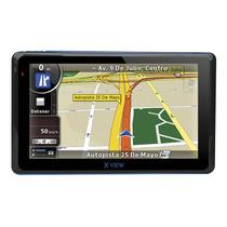 Gps 7 Pulgadas X-view Mapas Tv Digital Tda Alertas Velocidad
