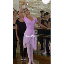 Roupa Bale Kit Para Aula De Ballet Adulto
