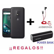 A19 Celular Motorola Moto G4 Play 16gb 2gb Ram Quad + Regalo