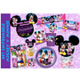 Kit Imprimible 4 Mickey Mouse Y Minnie Mouse Tarjetas Candy