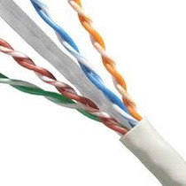 Bobina Cable Utp Cat 5e 305 Mt Rj45 Redes Internet Separad