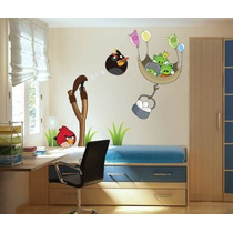 Vinilos Decorativos Y Calcomanias De Pared Angry Birds