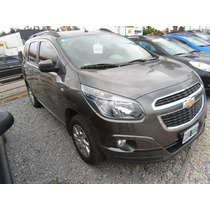 Chevrolet Spin Ltz. Final Transferida. Laureano Juarez