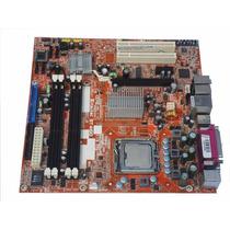 Placa Mãe Itautec St 4150 775 Ddr2 4 Slot Até 4gb Core 2 Duo