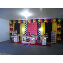 Cortina Festas Infantis/casamentos /eventos 2.50 X 4,50