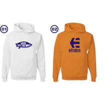 Sueter Sweater Personalizados Etnies Lost Spitfire Vans Dc
