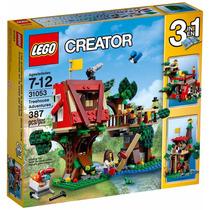 Lego Creator - Aventuras Na Casa Da Árvore 3 Em 1 31053