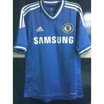 Camisa Adidas Chelsea Home 2013-2014