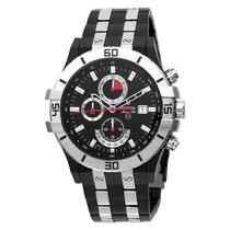Relógio Bulova 98b117 Marine Star Black Misto Cronografo
