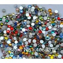 Cristal #10 Clon Swarovski 1440 Dif Color, Envio Incluido