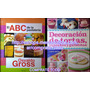 Oferta: Libro Abc Pasteleria Gross + Decoración Tortas Smith