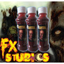 Sangre Artificial Con Latex Liquido- Fx Studioshalloween