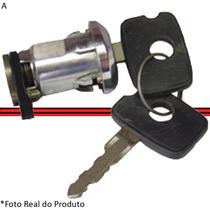Cilindro Porta Dianteira Miolo Monza 82 A 90 Cromado 40124