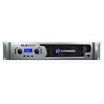 Crown Xls 1002 Amplificador 1100 Watt 4 Ohm En Bridged C/dsp