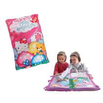 Libro Almohada Mediana: Hello Kitty En El País De Las Maravi