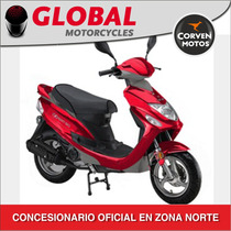Expert 80 Corven = Styler Exclusiv Vespa Scooter Automatico