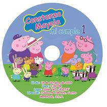 Invitaciones Peppa Pig Invitaciones Originales