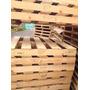 Pallet De Madera 1 Uso Import Hermosos Para Muebles 107 X107