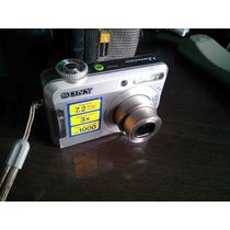 Camera Digital Semi Nova Boa E Barata Sony