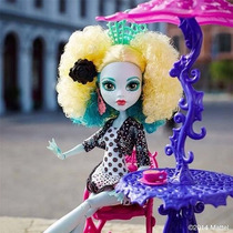 Boneca Monster High Excursão Lagoona Blue - Mattel