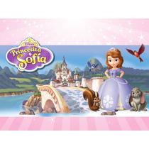 Kit Imprimible Princesita Sofia 2x1 Candy Bar Cotillon