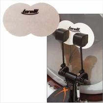 Drum Patch Protetor Para Pele De Bumbo P/ Pedal Duplo Ta-08