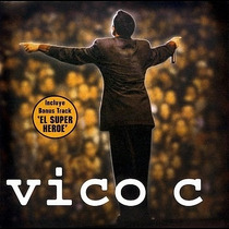 Vico C - Vivo (cd)
