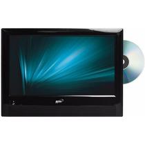 Tv 13 Lcd/dvd/usb/12v Hdmi Monitor Onibus Caminhao Carro+nf